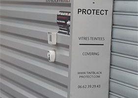 Tint Black Protect